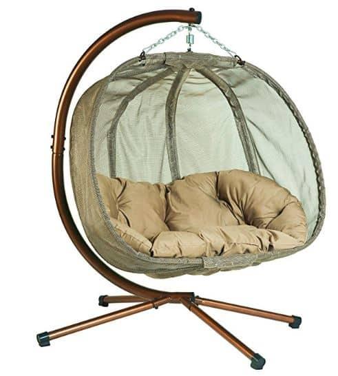 Pumpkin Loveseat Chair