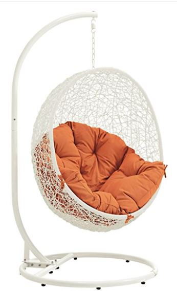 Rattan Half Egg Chair