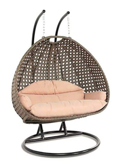 Ten Best Outdoor Hanging Chairs With Stands Serious
