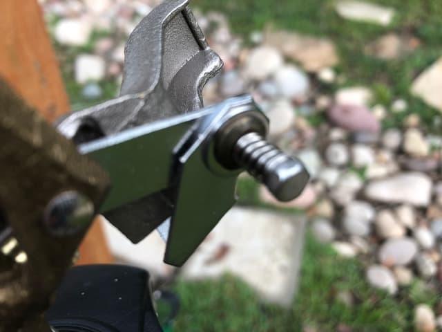 Distance Control for Sprinkler