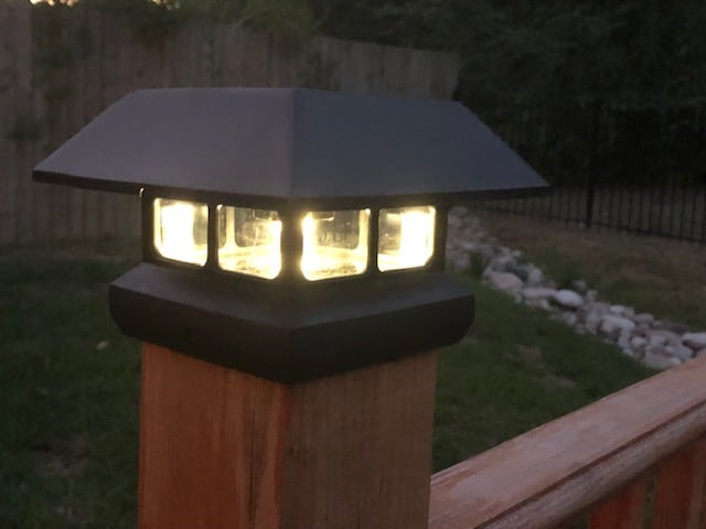 Bright Deck Light