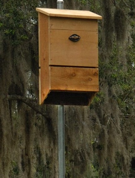 Multi Chambered Bat House